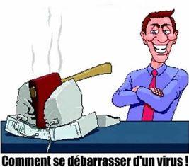 Comment se debarasser d'un virus! Clown